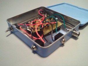 Inside QRP Kit