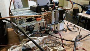 Repeater cabling